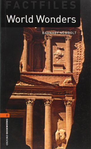 Oxford Bookworms Library Factfiles: Obl 2 world wonders cd pack ed11