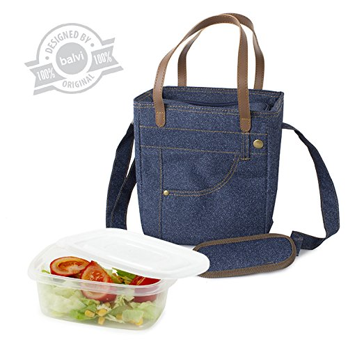 Balvi - Lunch bag Jeans and Co. Blue - 1