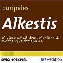 Alkestis Hörspiel von  Euripides Gesprochen von: Gisela Mattishent, Max Eckard, Wolfgang Reichmann, Christian Rohde, Wolfgang Büttner, Otto Preuss
