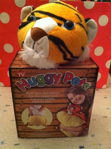 Huggy Pets. Timmy the Tiger