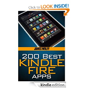 200 Best Kindle Fire Apps