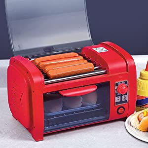 Hot Dog Bun Toaster Amazon