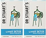 (2 Pack) - Dr Stuarts - Liver Detox Herbal Tea | 15 Bag | 2 PACK BUNDLE