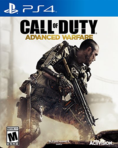 Best Call of Duty: Advanced Warfare - PlayStation 4