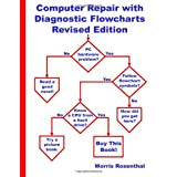 Computer Repair with Diagnostic Flowcharts: Troubleshooting PC Hardware Problems from Boot Failure to Poor Performance, Revised Edition ~ Morris Rosenthal