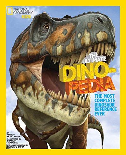 <b>National Geographic Kids Ultimate Dinopedia</b>