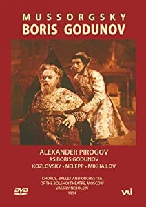 Boris Godunov (Mussorgsky) [Import]
