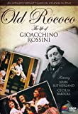 echange, troc Old Rococo - The life of Gioacchino Rossini