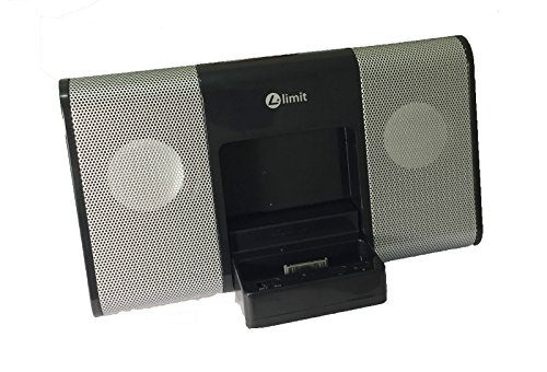 Limit Docking Station Speaker For Apple iPod & iPhone 3 4 4S 5 5S 5C