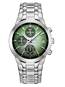 s.Oliver Herren-Armbanduhr XL Analog Quarz Edelstahl SO-2825-MC