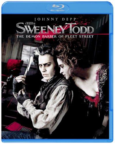 スウィーニー・トッド フリート街の悪魔の理髪師 [Blu-ray]