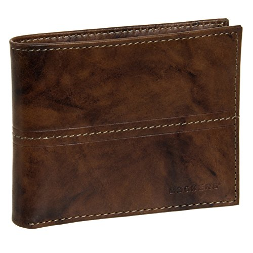 dockers-mens-slim-pocketmate-wallet-with-removable-card-case-with-embossed-logo-brown-one-size