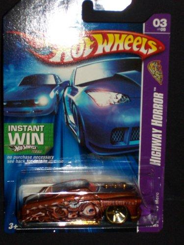 Hot Wheels 2006 Highway Horror #3 of 5 '49 Merc 3 / 5 # 93 093 - 1