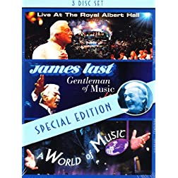 Gentleman of Music / World of Music / Live at Rah