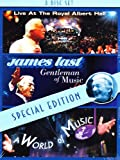 Gentleman Of Music / A World Of Music / Live At The Royal Albert Hall [DVD] [2013]