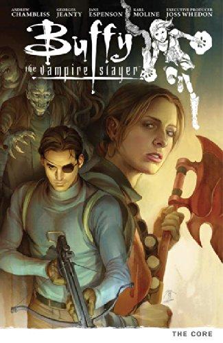 Book Cover: Buffy Season Nine Volume 5: The Core