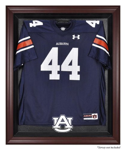Auburn Tigers Mahogany Framed Logo Jersey Display Case at Amazon.com