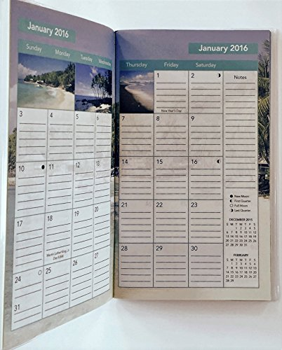desertcart oman 2016 pocket planner buy 2016 pocket planner