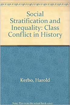 Social stratification and inequality kerbo