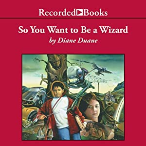 So You Want to Be a Wizard Audiobook