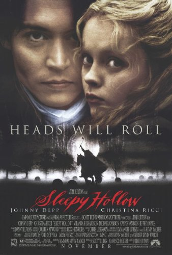 Sleepy Hollow (1999) 27 x 40 Movie Poster Style B
