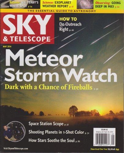 Sky & Telescope Magazine May 2014