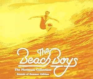 Platinum Collection : Beach Boys (Sound Of Summer Edition)