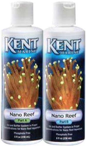 kent-marine-00857-nano-reef-parts-a-and-b-8-ounce-bottles