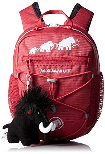 [マムート] MAMMUT 子供用 リュックサック First Zip 4L [2~3歳用] 2510-01542 3341 (light carmine)