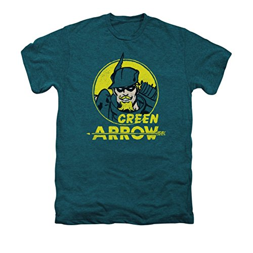 DC Green Arrow Circle Premium T-Shirt