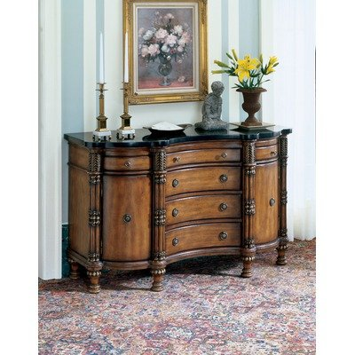 Cheap Heritage Credenza Console Table (B004D9ZDHE)