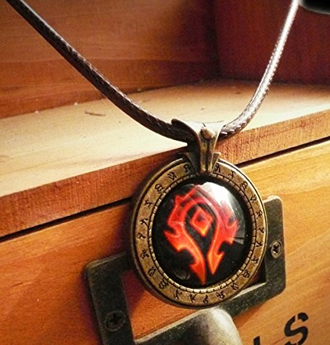 World of Warcraft Wow Mark Hand Made Necklace Pendant (11#)