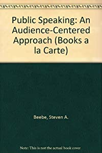 audience centered speakers 44 aristotelian rhetoric as proof-centered and pertinent the speaker either advises the audience to do something or warns against doing something.