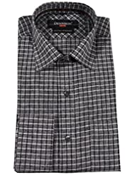 Dennison Men Regular Fit Cotton Formal Shirt