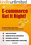 E-commerce Get It Right! Step by Step...