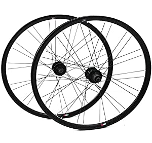 Gipiemme T-DUE NISI MTB Laufradsatz Disc 6 schwarz 26 Zoll Mountainbike Shimano from Corratec