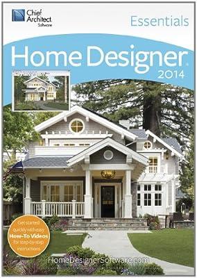 Home Designer Essentials 2014