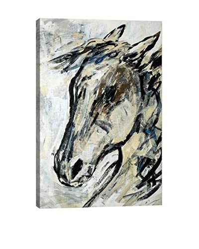 Julian Spencer Picasso's Horse II Gallery-Wrapped Canvas Print