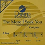 The More I Seek You [Accompaniment/Performance Track] [Accompaniment/Performance Track]