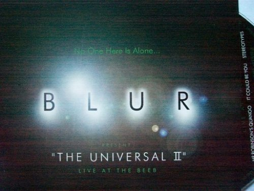 Blur - The Universal II - Lyrics2You