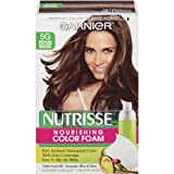 Garnier Nutrisse Nourishing Color Foam Medium Golden Brown
