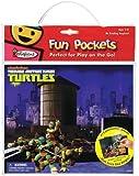 Colorforms Fun Pockets Teenage Mutant Ninja Turtles Sticker Kit