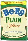 Be-Ro Plain Flour 1.25 Kg (Pack of 10)