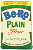 Be-Ro Plain Flour 1.25 Kg (Pack of 10)