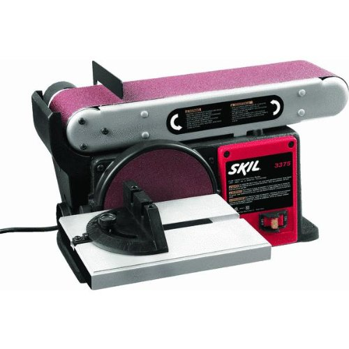 Why Should You Buy SKIL 3375-02 120-Volt Belt/Disc Sander