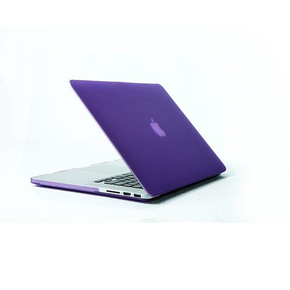 Nuevo MacBook Pro de 13 pulgadas con pantalla Retina Matte Fundas Duras Protectora Purple  Electrónica Más información y revisión del cliente
