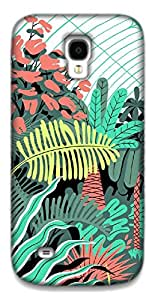 The Racoon Lean Into the Wild hard plastic printed back case / cover for Samsung Galaxy S4 Mini