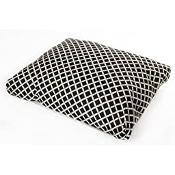 Bamboo Dog Pillow Size: Small (26\
