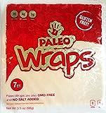 Paleo Wraps,  Gluten Free Coconut Wra...