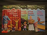 img - for Magic Tree House Box Set of 4 ; 25-28 ; Stage Fright, Good Morning Gorillas, Thanksgiving on Thursday, High Tide in Hawaii book / textbook / text book